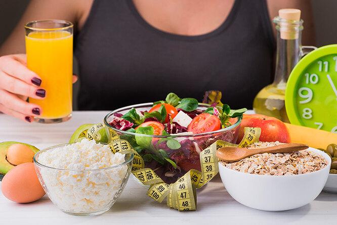 Правильне харчування або дієта? В чому різниця?